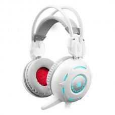Наушники с микрофоном A4 Bloody G300 White