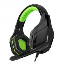 Наушники с микрофоном Sven AP-G852MV BLACK-GREEN