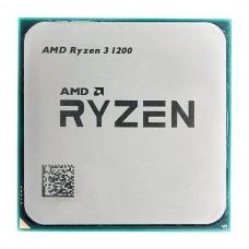Процессор AM4 RYZEN 3 1200 OEM (3.1GHz, Boost 3.4Ghz 8MB)