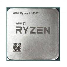 Процессор AM4 RYZEN 5 3400G OEM (3.7GHz, Boost 4.2Ghz 4MB)