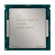Процессор 1151 v2 Intel Core i5 8600 3.1-4.3Ghz OEM