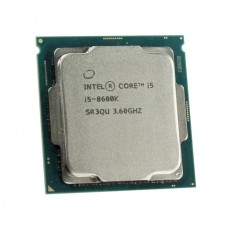 Процессор 1151 v2 Intel Core i5 8600k 3.6-4.3Ghz OEM