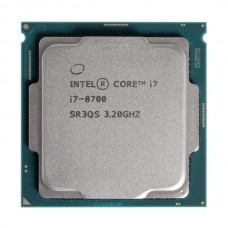 Процессор 1151 v2 Intel Core i7 8700 3.2-4.6Ghz OEM