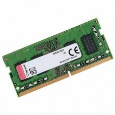 Модуль памяти SODIMM DDR4 4Gb Kingston 2400 KVR24S17S6/4