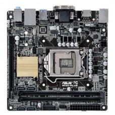 Материнская плата 1151 Asus H110i-PLUS (Mini-ITX)