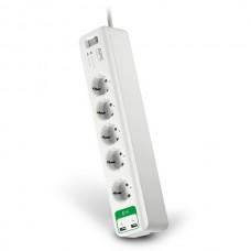 Сетевой фильтр 1,8м APC by Schneider Electric PM5U-RS