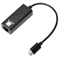 Сетевая карта USB 5bites UA3C-45-08BK