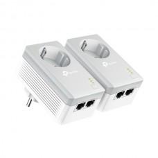 Сетевой адаптер TP-LINK TL-PA4020P KIT (с розеткой)